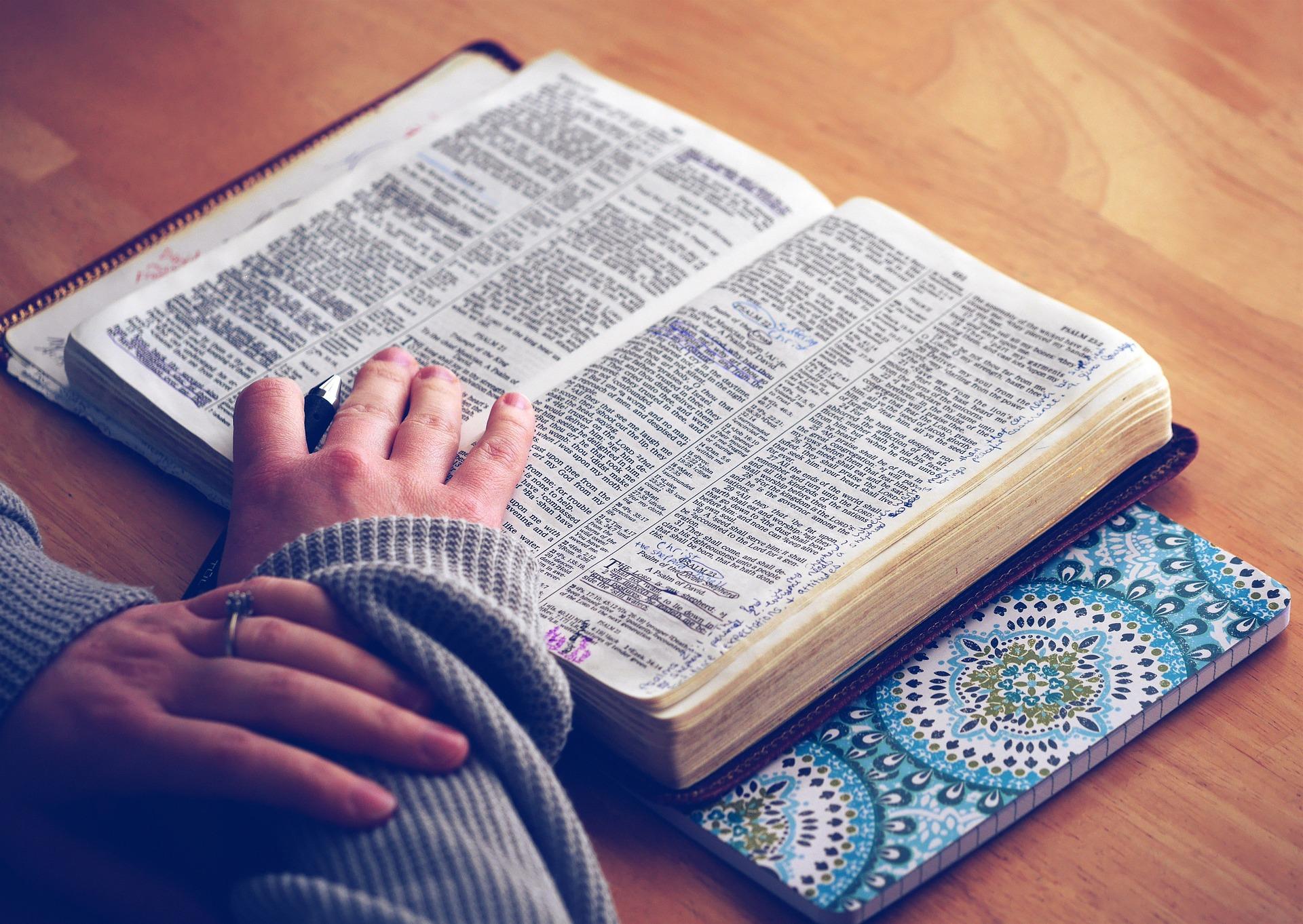 Nimm Gottes Wort ernst und vor allem genau!
